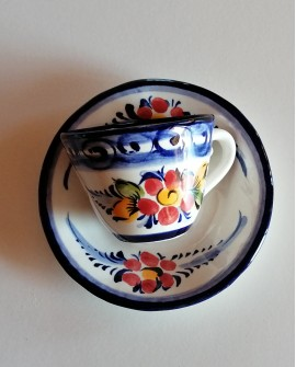 Cup with Saucer - ALC0180A