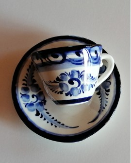 Cup with Saucer - ALC0180B