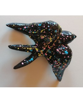 Splattered Swallow 2 - SWS02
