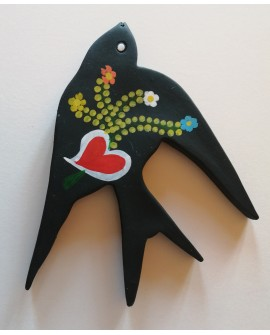 Flat Valentine Swallow  1 - SWVF01