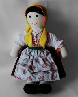 Tissue Doll from Lisboa - DOLT05