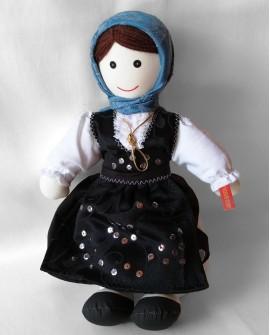 Tissue Doll from Minho - DOLT03