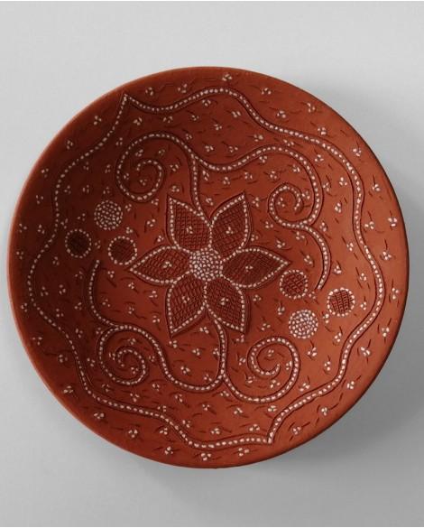 Round dish - NS001